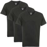 nur heute: 3x Calvin Klein V-Ausschnit T-Shirts in schwarz um 13,21€