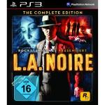 L.A. Noire (uncut) – The Complete Edition für die PS3 um 20,25€