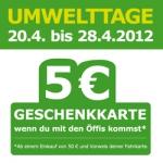 5€ Gutschein 50€ MKW bei IKEA Nord mit Fahrschein