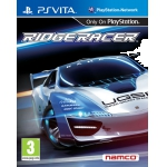 Ridge Racer + Army Corps of Hell für die PS Vita um 27,48€