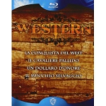 Warner Brothers Western Collection (4 Blu-Ray) für 18,90€