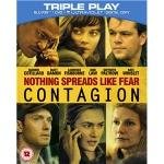 Contagion Blu-Ray + DVD + Digital Copy um 13,49€ @ Play.com