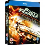 diverse Blu-ray Box Sets sehr günstig – z.B.: Fast & The Furious 1 – 5 um ca. 11€