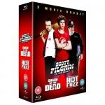 Scott Pilgrim Vs. The World / Hot Fuzz / Shaun Of The Dead (3 Discs) (Blu-ray) um ca 12€