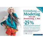 -25% auf den gesamten Einkauf @ C&A Filialen (Offline)