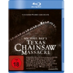 Michael Bay's Texas Chainsaw Massacre [Blu-ray] für 9,90€