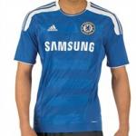 adidas Herren CFC Chelsea Home Fussball Trikot Blau/Weiss für 20,99€