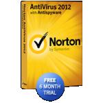6 Monate Gratis Norton AntiVirus 2012 testen