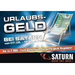 Saturn Urlaubsgeld – 31 Gutscheine/Angebote – eine Woche gültig (bis 12.5.2012)