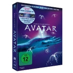 Avatar (Extended Collector's Edition) [Blu-ray] für nur 9,97 Euro bei Amazon