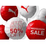 Puma Mid Season Sale (-50% auf viele Artikel) bis 28.10.2012