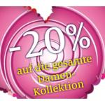 -20% auf die gesamte Damen-Kollektion im C&A Onlineshop sowie auch offline