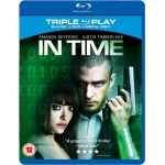 In Time Blu-Ray, DVD & Digital Copy um 12,41€ @ Zavvi