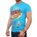 JACK & JONES Herren T-Shirt Slim Fit für 12,95€