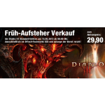 Wahnsinn: Diablo 3 um 29,90€ ab 6:00 Uhr bei Ditech SCS
