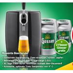 Rowenta Beertender B80 + 2 Fässer Gösser um 99€ bei Interspar Online