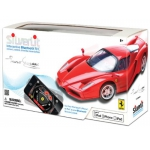 SILVERLIT BLUETOOTH 1:16 FERRARI ENZO für 53€  (iPod,iPad,iPhone)