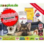 Wahnsinn: 20€ zooplus.de Guthaben für 7,92€ bei DailyDeal