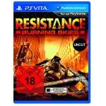 Resistance Burning Skies für PS Vita um 29,99€ vorbestellen