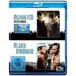 Departed – Unter Feinden & Blood Diamond / Gran Torino & Die Fremde in dir (2 Discs) für 9,95€