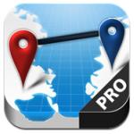 App des Tages: A to B Distance Calculator Pro kostenlos für iPhone / iPad