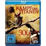 BLU des Tages: 300 / Kampf der Titanen für 9,73€ @Amazon