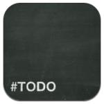 App des Tages: #todo kostenlos für iPhone / iPad