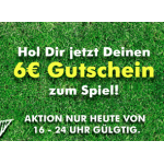 6€ Gutschein mit 10€ Mindestbestellwert bei Lieferando.at