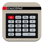 Calcopac kostenlos für iPhone / iPad