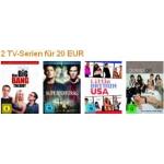 2 TV-Serien auf DVD für nur 20 Euro bei Amazon
