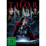 nur heute: DVDs von Thor oder Captain America um 4,99€ bei Müller
