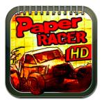 App des Tages: Paper Racer kostenlos für iPhone oder iPad