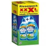 Weißer Riese KraftGel XXXL-Promotion, 6,75 l, 90 Waschladungen für 13,99€