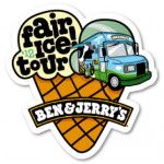 kostenloses Ben & Jerry's Eis ab 14:00 im Museumsquartier