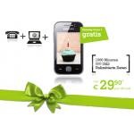 A1 Jubiläums-Kombi (Internet, Telefonie & Mobiltelefonie) um 29,90€ und A1 Breitband um 17,90€