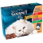 Gourmet Perle 8×85 g Purina Katzenfutter für 3,24€ Amazon Sparabo