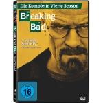 Breaking Bad – Die komplette vierte Season [4 DVDs] um 12,99€