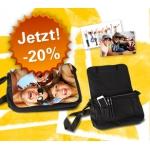 -20% auf Reportertasche mit Bild