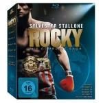 Rocky 1-6 – The Complete Saga [Blu-ray] für nur 35,99 Euro bei Amazon