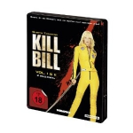 Kill Bill: Volume 1+2 – Steelbook [Blu-ray] für nur 14,99 Euro bei Amazon