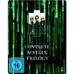 Blu-ray des Tages: Matrix Trilogy Steelbook (Exklusiv bei Amazon.de) [Blu-ray] um 19,97€