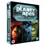 Planet of the Apes: Evolution Collection [Blu-ray] [1968] für 24.79€