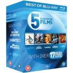 Blu-Ray Starter Pack 5 Blu Ray u.a. Gladiator für 18,54€