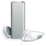 Apple iPod shuffle 2GB Silver – 3rd Generation für 28,51€