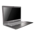 Acer Aspire 13,3 Zoll Ultrabook um 799€