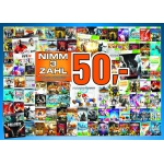 Nimm 3 Games Zahl 50€ (z.B. Fifa 12, Mario Kart, 12 Monate XBOX Live u.v.m.)  im Saturn Gerngross