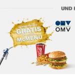 Gratis 1 Liter Sprit zu jedem McMenü bei McDonalds