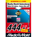 Media Markt Graz Seiersberg Geburtstagsangebote am 2.7.2012