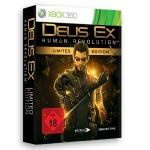 Deus Ex: Human Revolution Limited Edition [Xbox 360] für nur 27 Euro bei Amazon