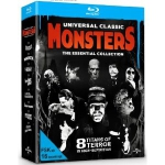 BLU des Tages: Monster Collection VÖ 4.12 für 54,99€